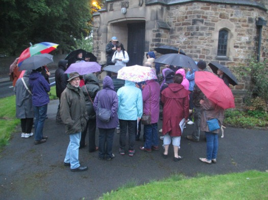 Crosspool history walk