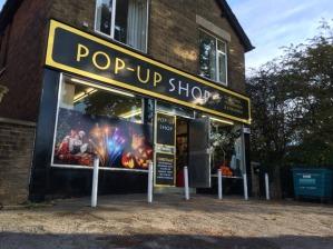 Pop-up Shop, Crosspool