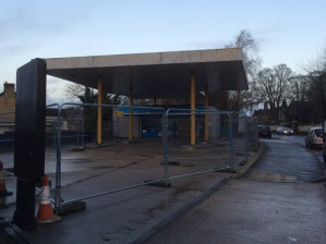 A Tesco Express store will open on Crosspool petrol station site