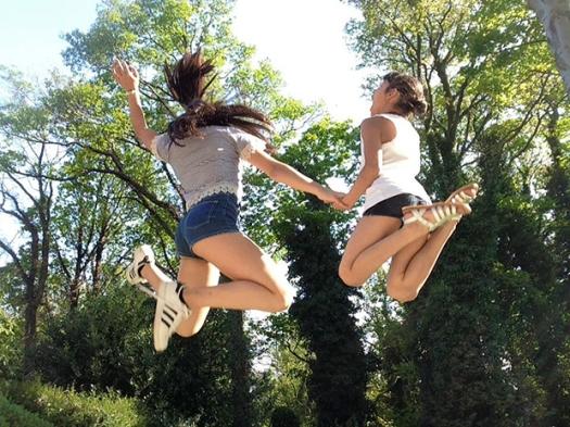 1. Jumping into Summer