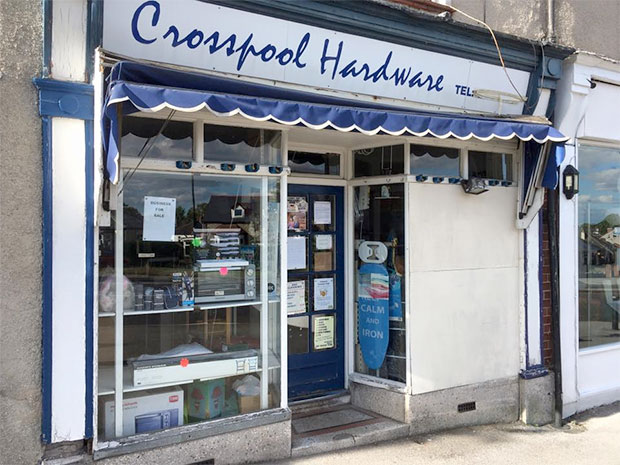 Crosspool Hardware
