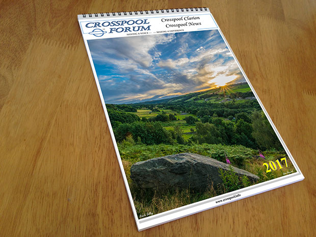 2017 Crosspool Calendar