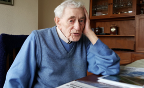 Crosspool historian Joe Castle