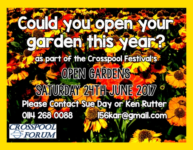 Crosspool Open Gardens 2017