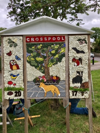 Have you seen the Crosspool well dressing boards?