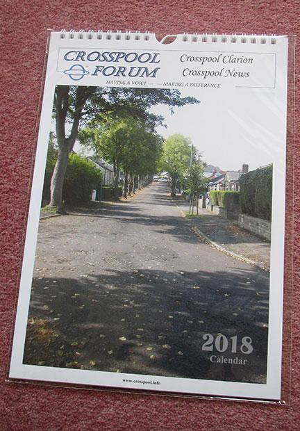 2018 Crosspool Calendar