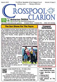 Crosspool Clarion Volume 14 Issue 3 Autumn 2017