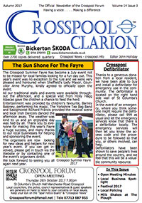 Crosspool Clarion Volume 14 Issue 3 Autumn 2017