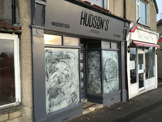 Hudson's Kitchen, Sandydgate Road, Crosspool