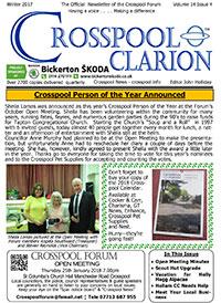 Crosspool Clarion Volume 14 Issue 4 Winter 2017