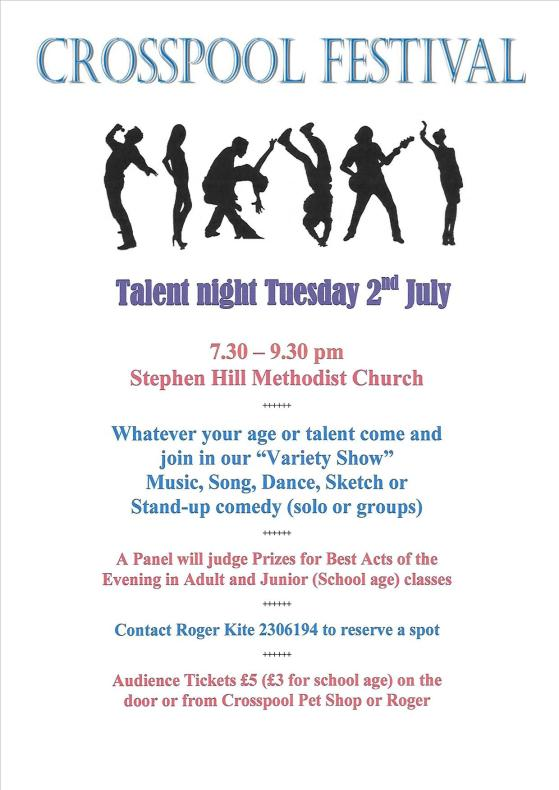 Festival Talent Night