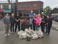 litter pick June