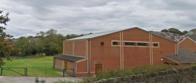 Sports hall-field Coldwell lane