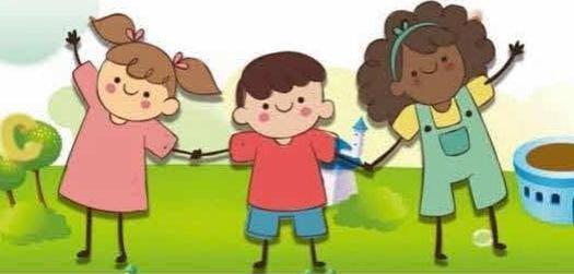 Clapping children
